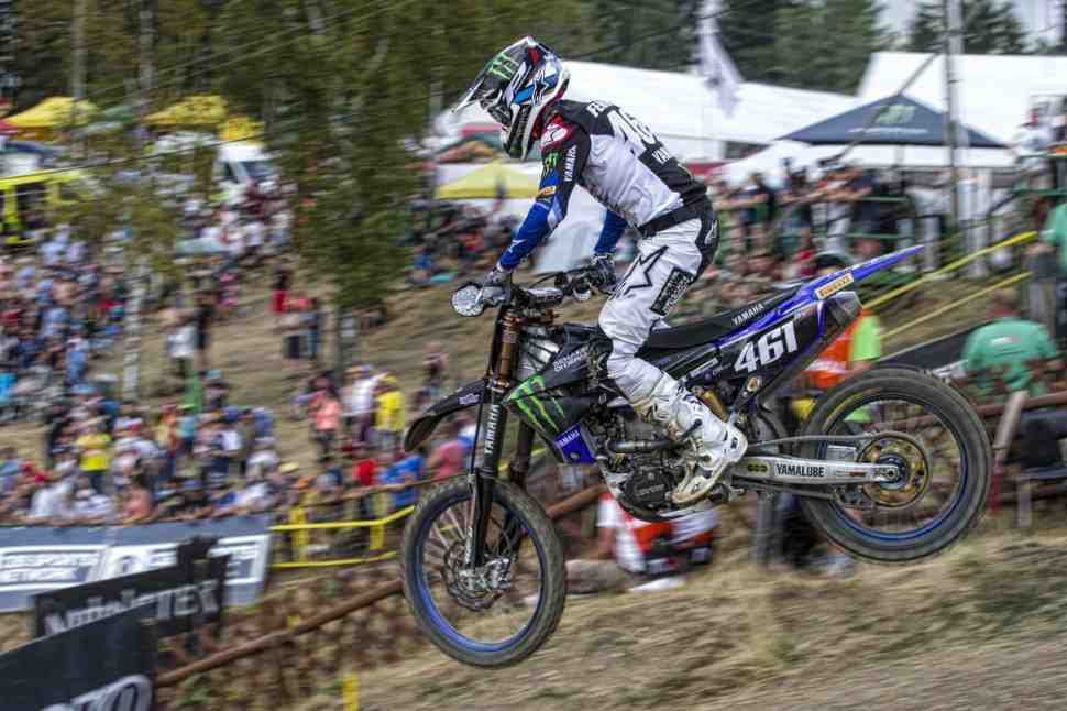 Мотокросс MXGP: с поула к победе - Фебвре выиграл 1-й заезд Гран-При Чехии