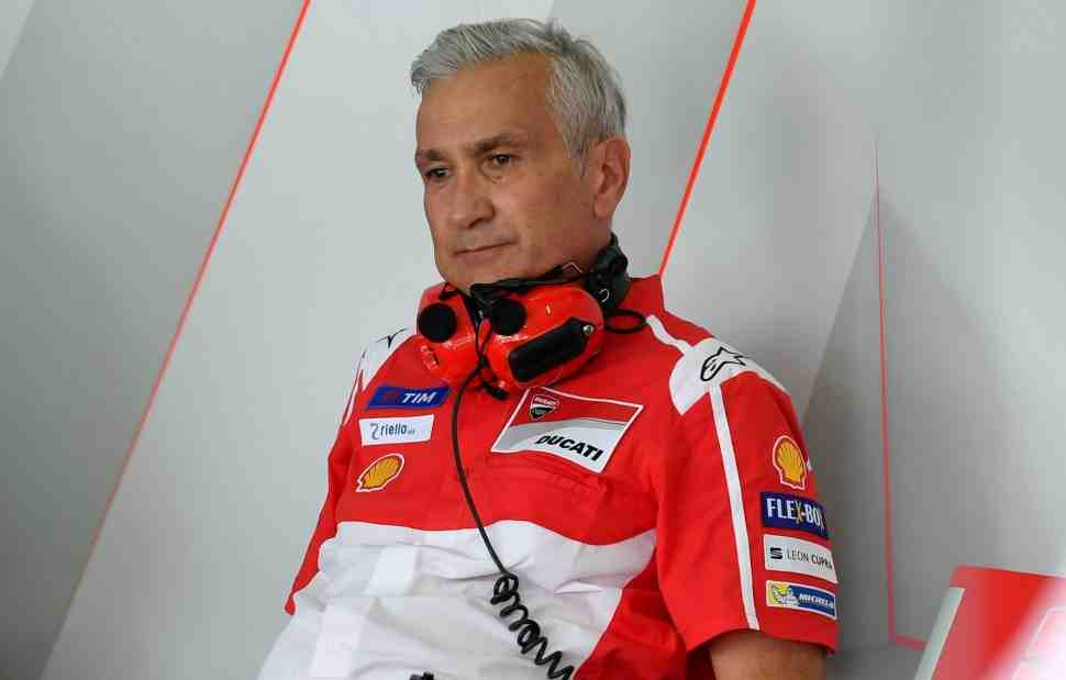 MotoGP: В Ducati выразили недоумение - их не позвали на встречу насчет отмены BritishGP
