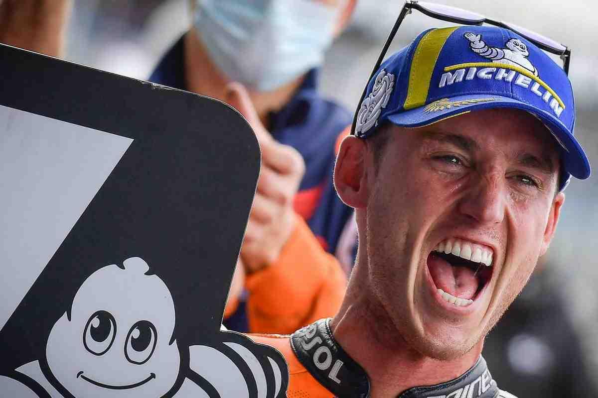 Give it Revolution! Пол Эспаргаро выиграл первую квалификацию MotoGP с Repsol Honda