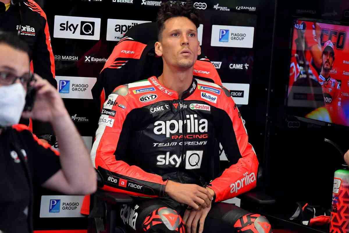 MotoGP: Лоренцо Савадори не удалось вернуться в строй на BritishGP после аварии на Red Bull Ring