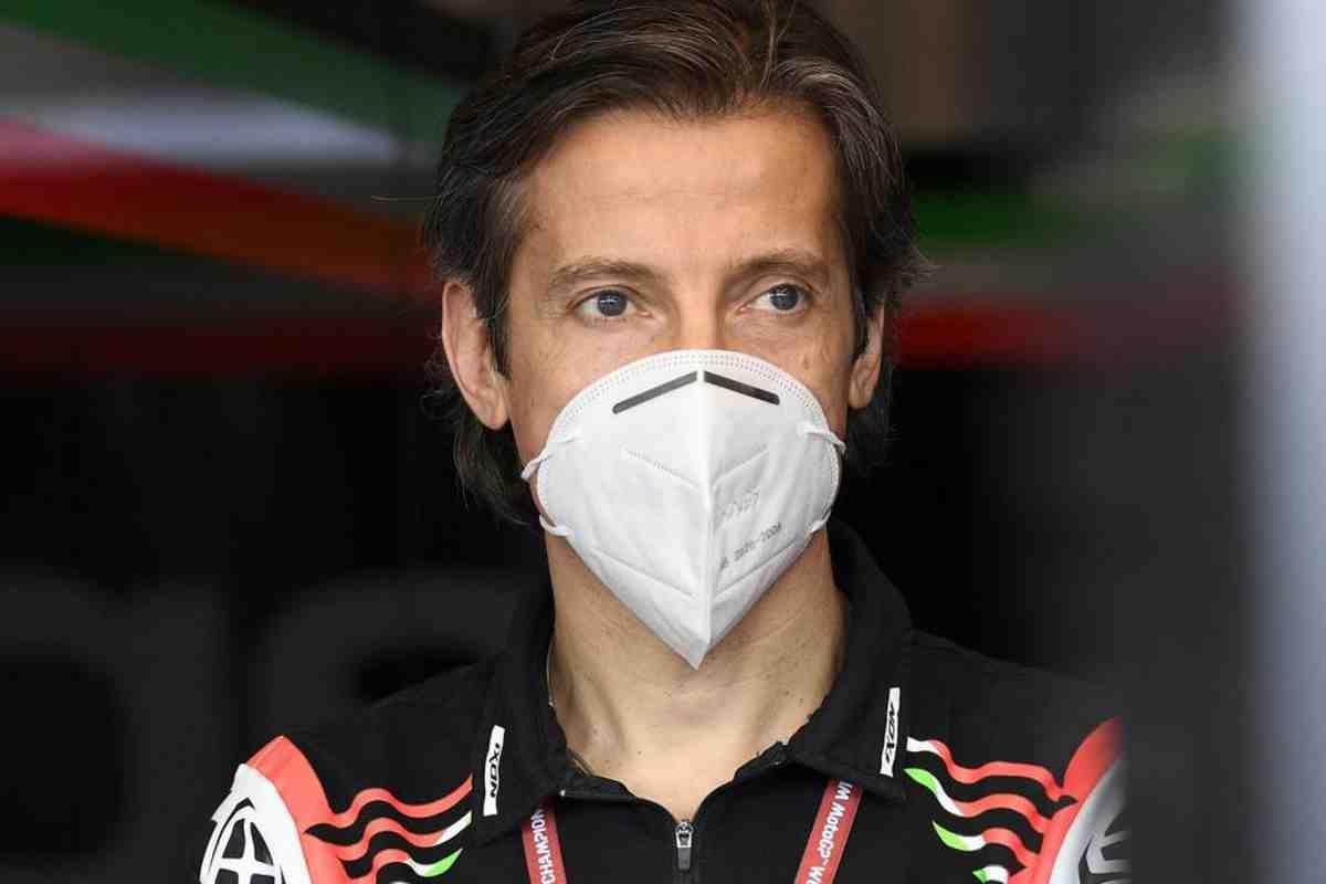 MotoGP: Массимо Ривола рассказал о дорожной карте по интеграции Виньялеса в Aprilia Racing