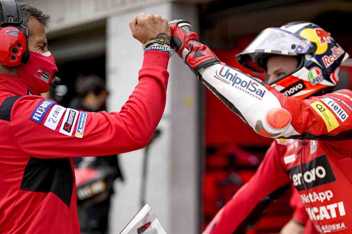 Результаты FP3 BritishGP MotoGP: Ducati, Yamaha и Aprilia контролируют Silverstone Circuit