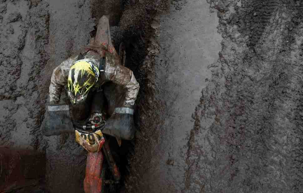 WESS, люблю грязь: 7-й этап, Gotland Grand National