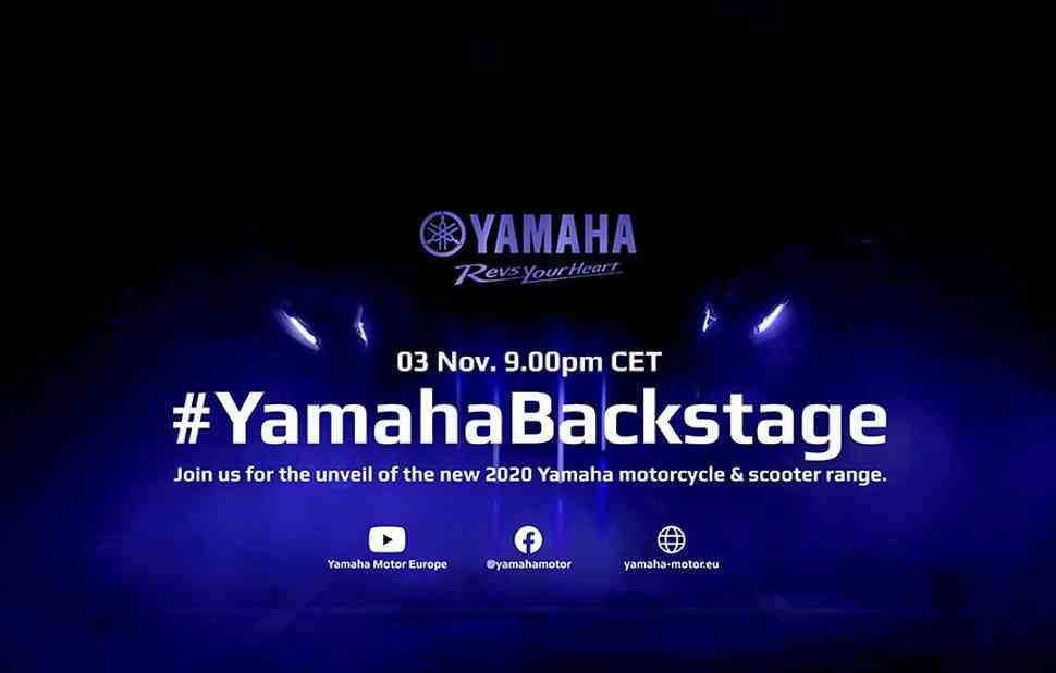 EICMA-2019: Трансляция презентации новинок Yamaha 2020 года