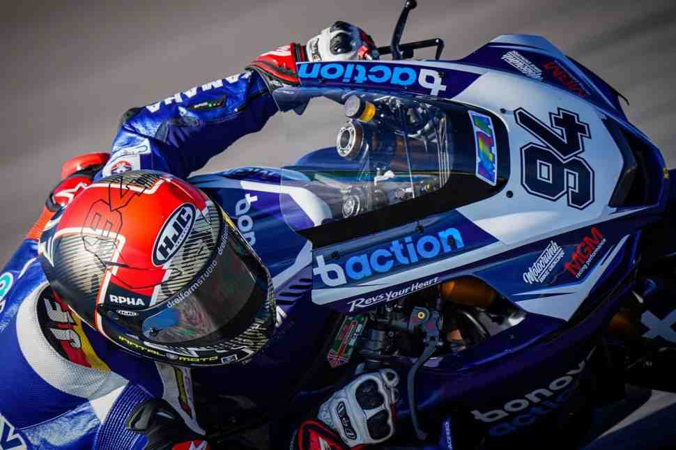 Yamaha �������� ���� ������ ������� � IDM, �� ����� ������ ������� � World Superbike