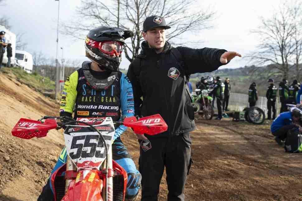 Мотокросс MXGP: Артем Гурьев не выйдет на старт Гран-При Великобритании
