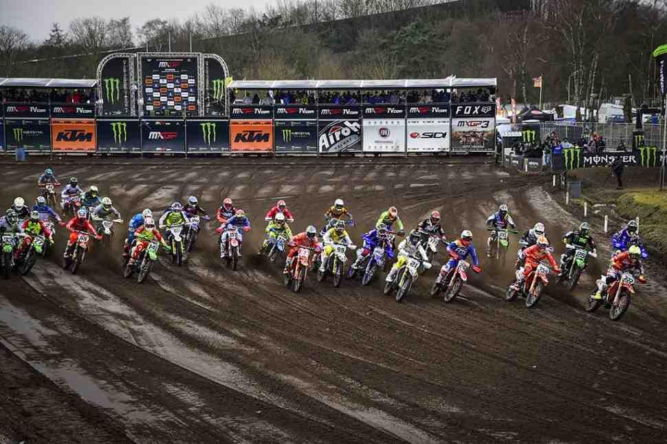 Мотокросс MXGP: Гран-При Нидерландов 2019 - онлайн хронометраж и расписание