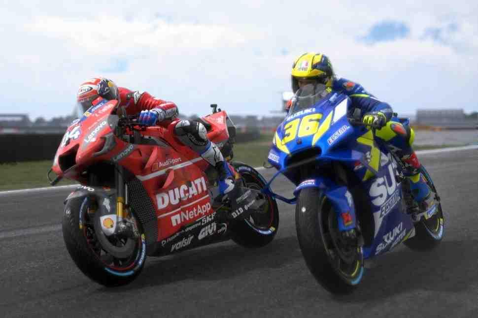 Dorna продолжит виртуальный чемпионат MotoGP Virtual Race через пару недель