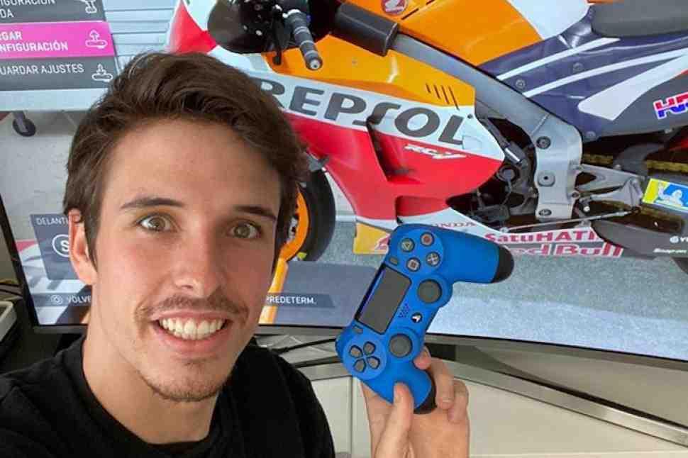 StayAtHomeGP: Алекс Маркес выиграл свой первый Гран-При в MotoGP