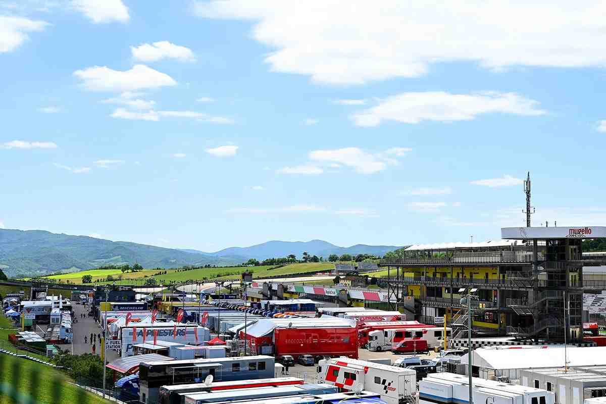 Актуальный прогноз погоды в Муджелло: будет ли дождь на Гран-При Италии по MotoGP?