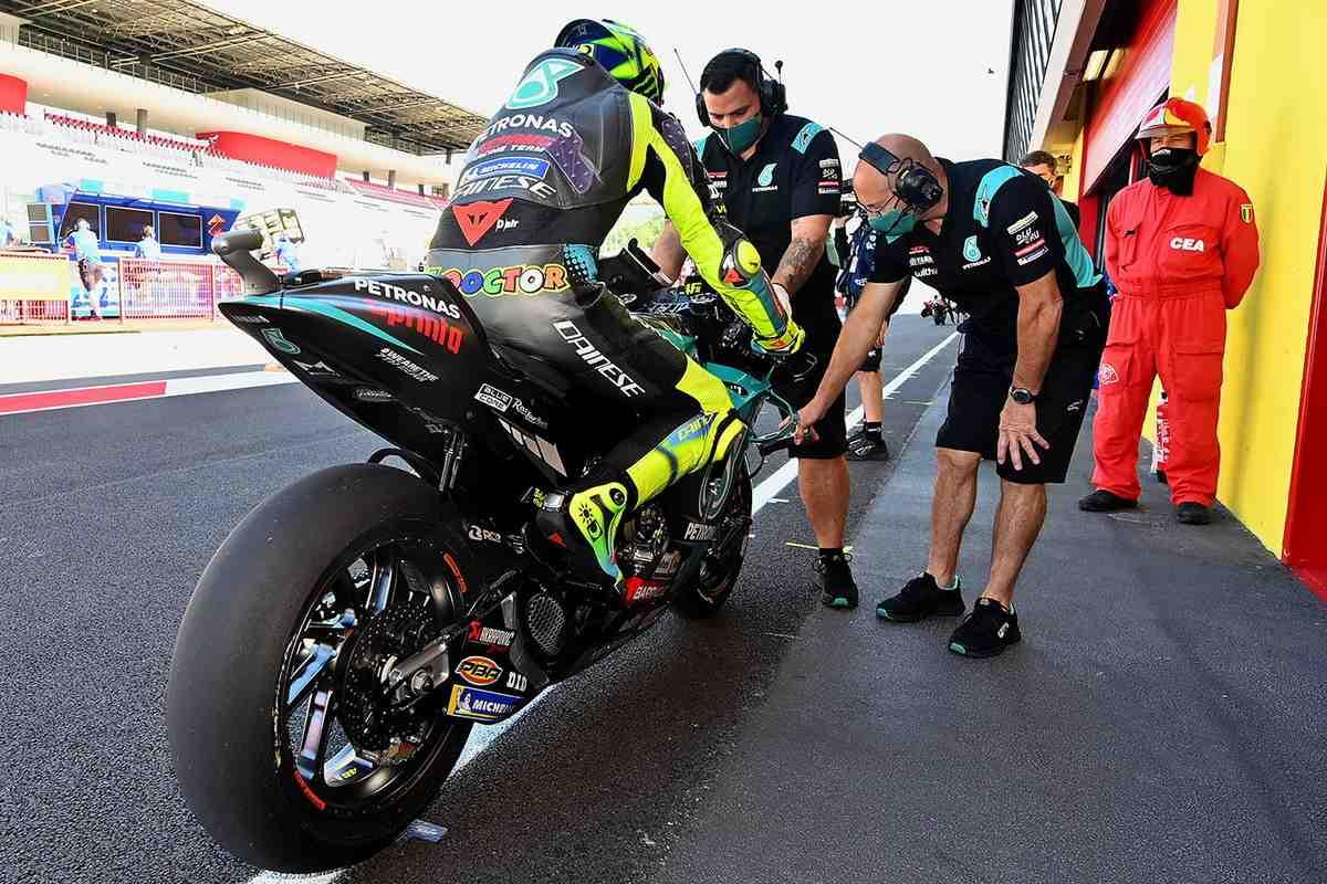 MotoGP: Горькая правда Валентино Росси - 21 место это мое истинное положение сегодня