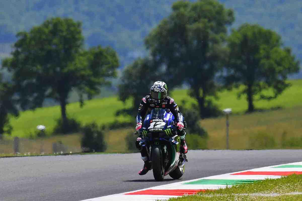 MotoGP: Гран-При Италии превращается из красивой кареты в тыкву для Маверика Виньялеса