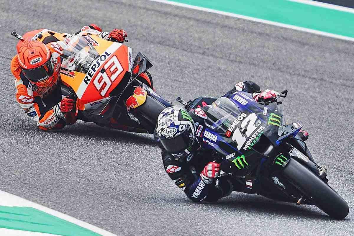 MotoGP: Маверик Виньялес предложил не драматизировать ситуацию с Маркесом на Q1