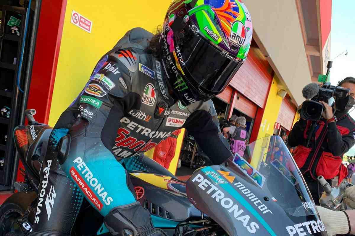 MotoGP: Парадокс Yamaha - нехватка 20 км/ч не мешает Морбиделли и Виньялесу в Муджелло