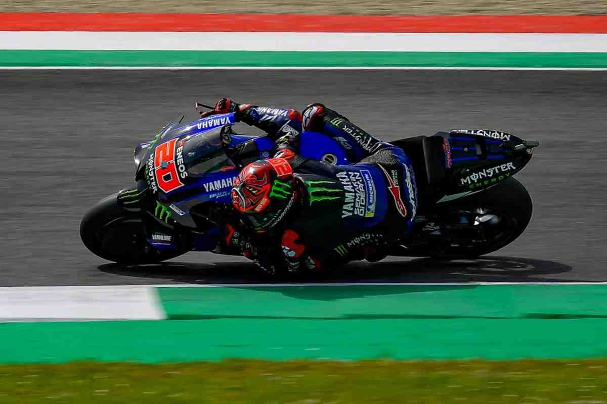 MotoGP: Под угрозой дождя - итоги напряженной квалификации Гран-При Италии