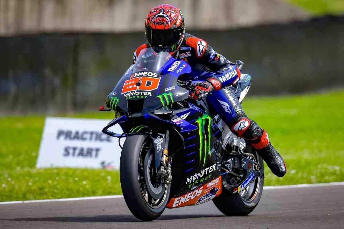 MotoGP: Сюрприз Yamaha должен помочь Куартараро в схватке с Ducati в Гран-При Италии