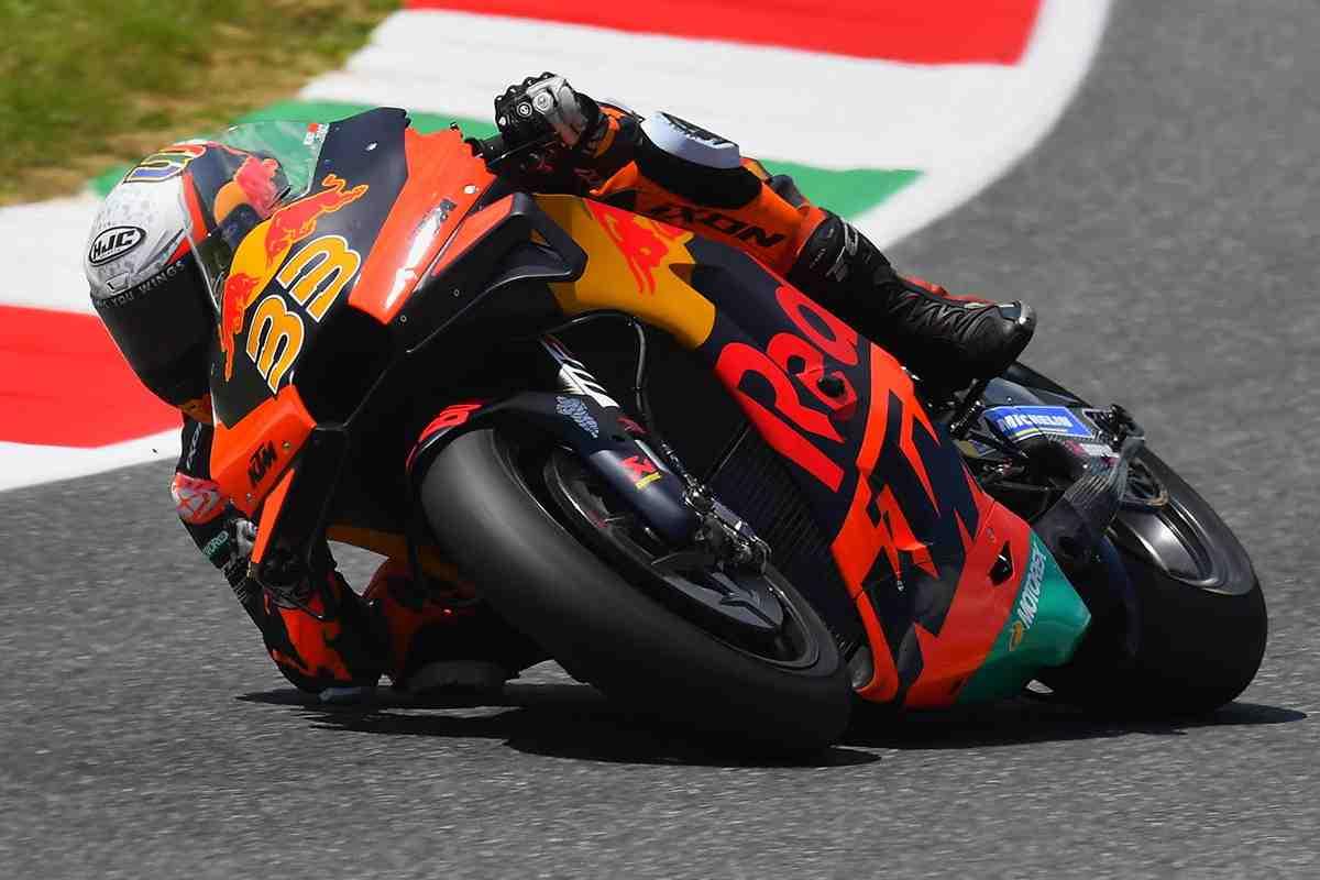 Новый абсолютный рекорд скорости MotoGP установлен на KTM RC16 - 362.4 км/ч