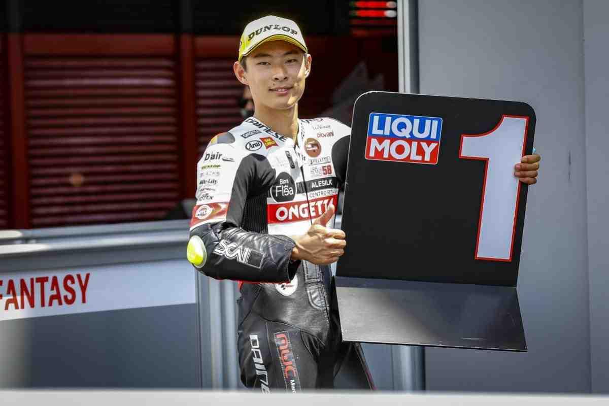 Результаты квалификации Гран-При Италии в классе Moto3 подтверждены