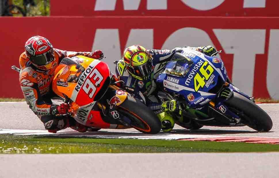MotoGP: Кто выиграет DutchTT - Маркес или Росси? Букмекеры знают, на кого ставить