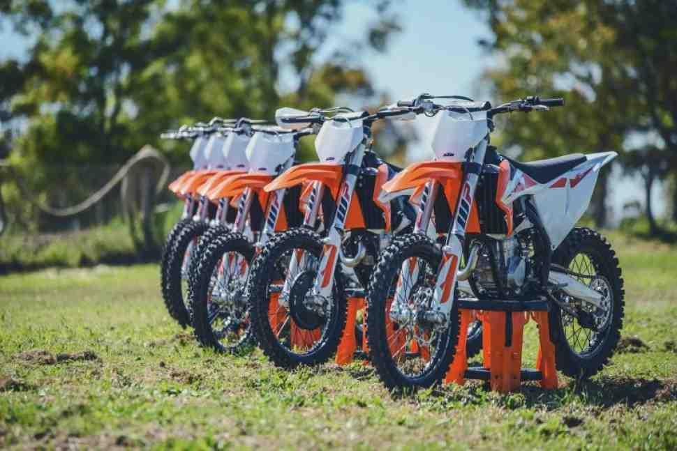 Теперь KTM печатает мотоциклы на 3D-принтере