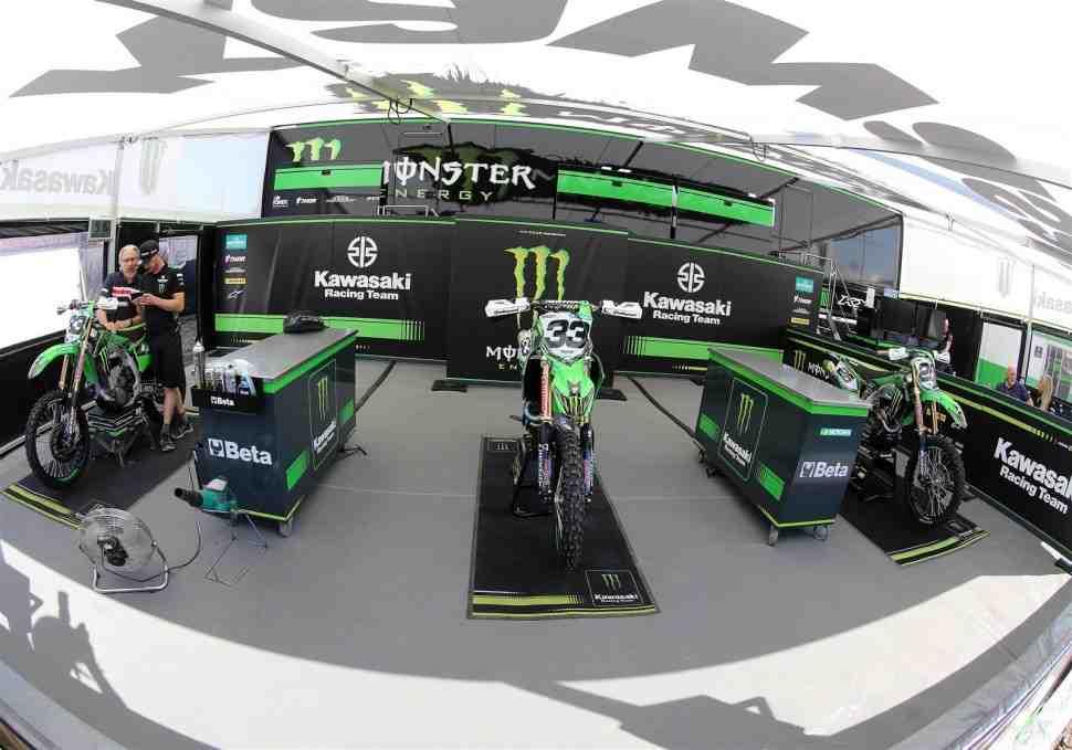 Мотокросс MXGP: Томми Сирл переходит из BOS GP в заводскую команду Kawasaki