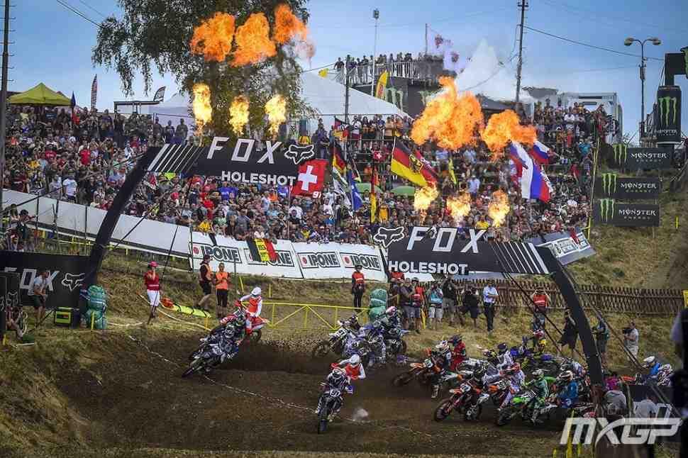 Мотокросс: видео Гран-При Чехии MXGP/MX2 - ЧМ, Локет