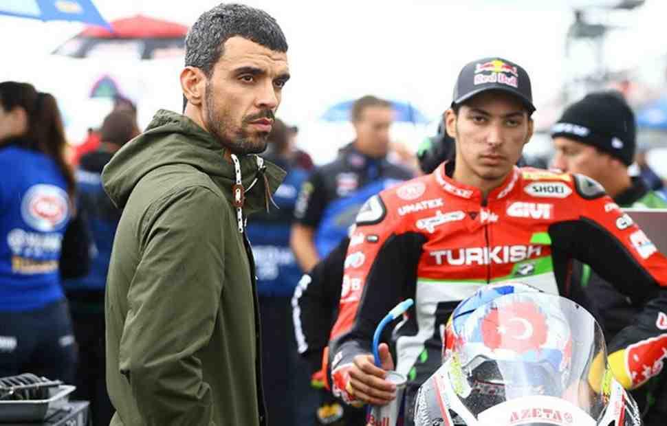 ����� �������� � Kawasaki Racing Team: ������� ������� �� ����� ������� ������������ � Yamaha