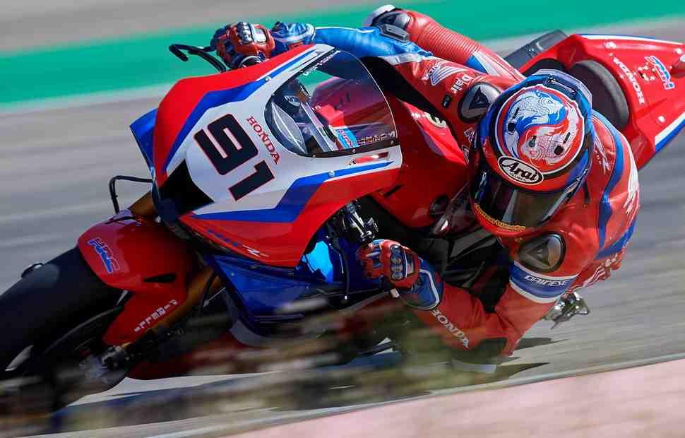 ��������� ������ Honda � ������� � World Superbike?