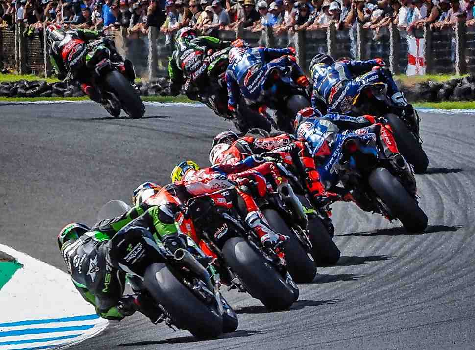 ����������� �� WorldSBK 2020 �� �������� - Ducati ������ Kawasaki � ������� ������ ���?