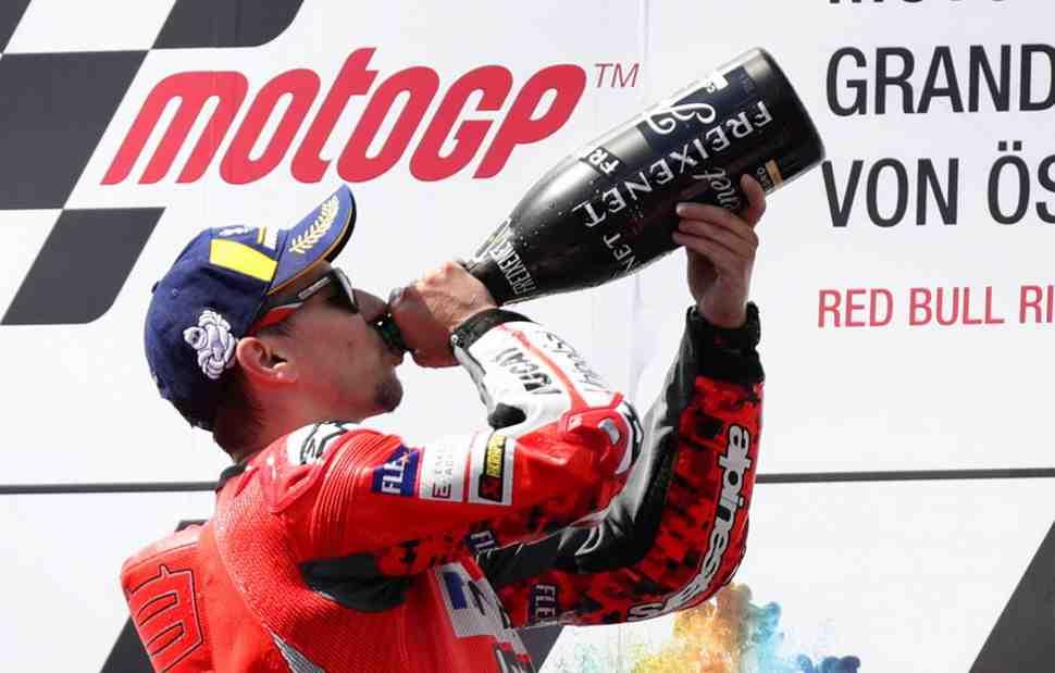 MotoGP - Первосходство Хорхе: Почему Лоренцо так расстроился из-за отмены BritishGP