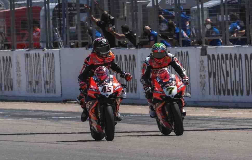 Ducati �������� ������ ������� � ��������� ��� � ��������� ����� WorldSBK