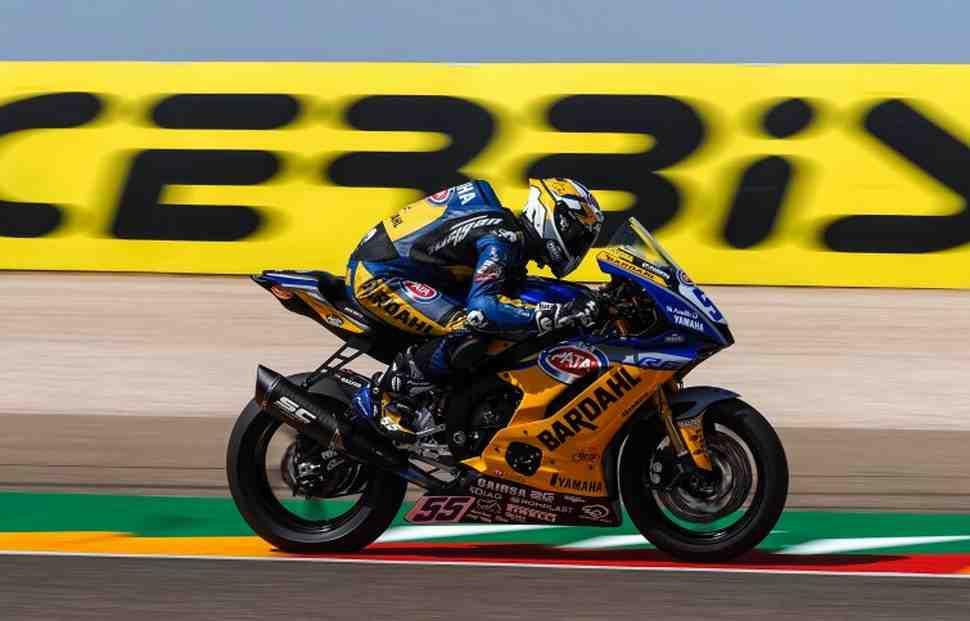 ��������� �������� � ����-������� � ��������� ����� World Supersport �� Motorland Aragon