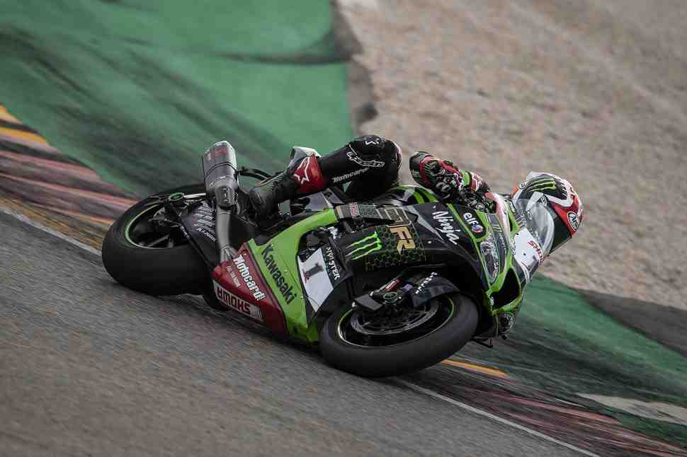 WSBK FP3: Kawasaki � Yamaha ������� �������� ��� ����� ������� � �������, � Ducati - ��������