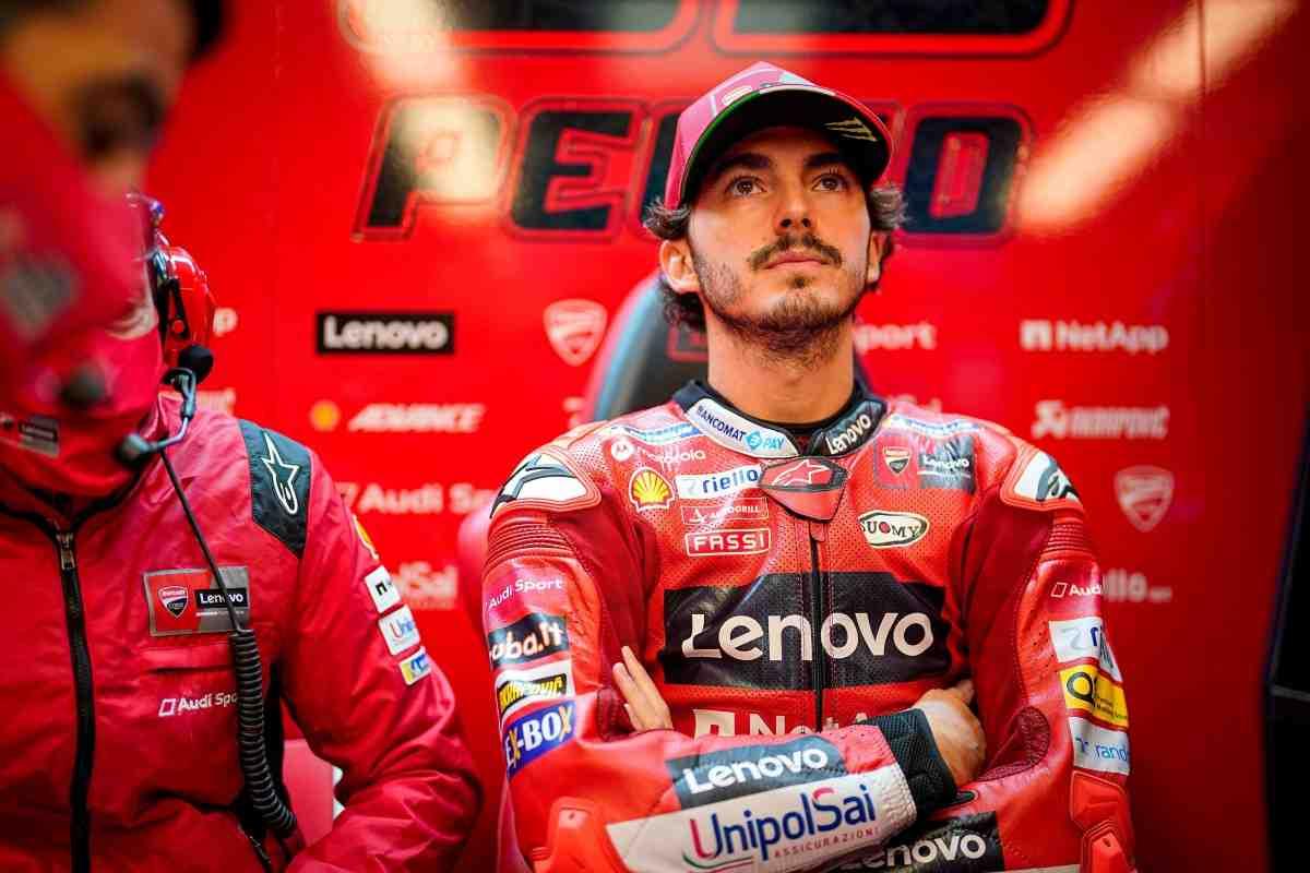 Франческо Баньяя признал победу в чемпионате MotoGP за Фабио Куартараро