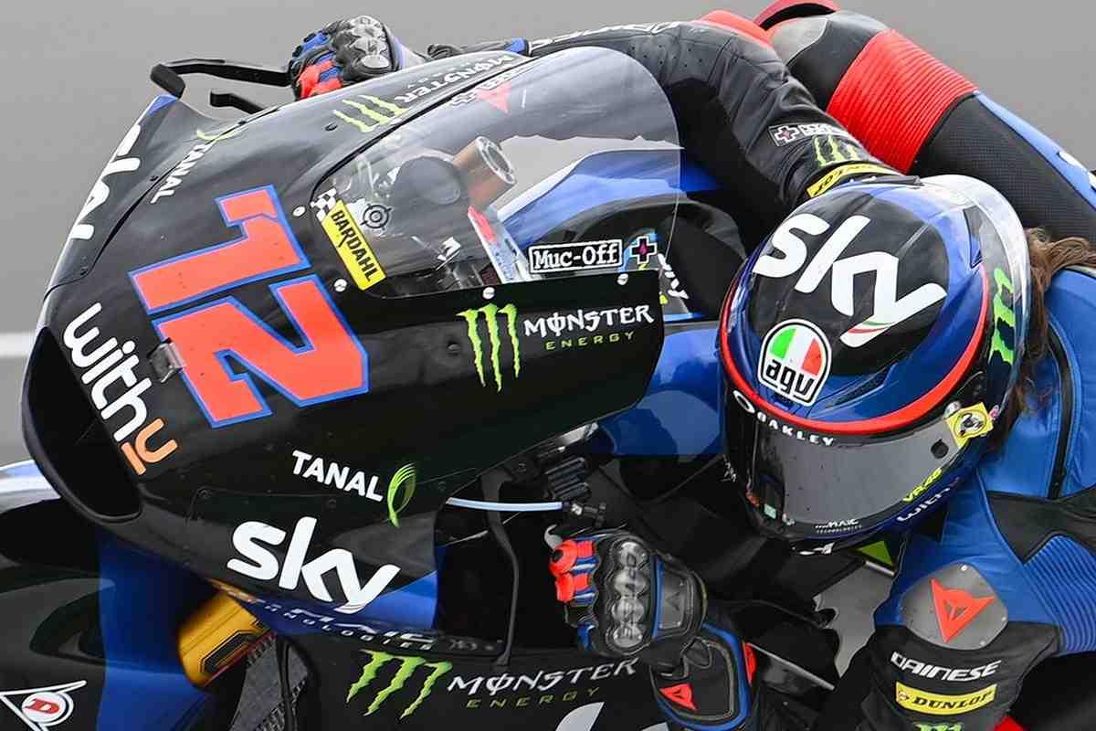 Марко Беццекки стартует с поул-позиции в BritishGP Moto2