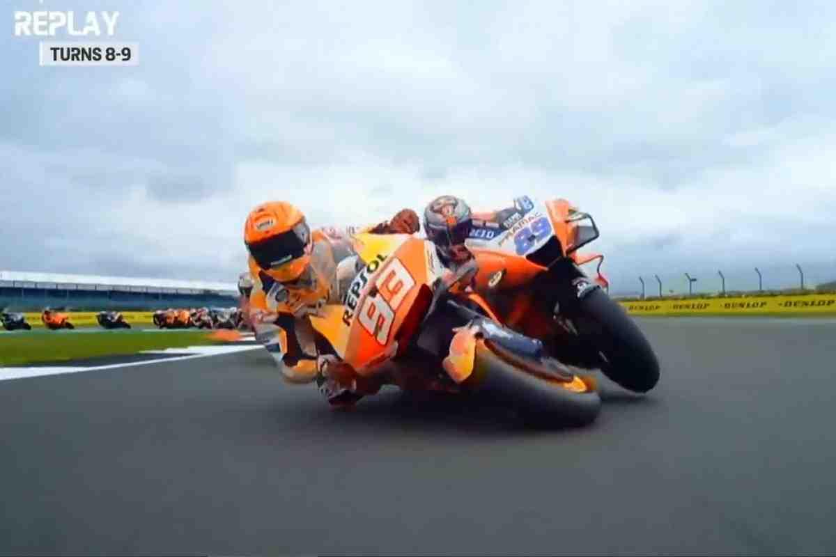 MotoGP: Марк Маркес признал свою ошибку при столкновении с Мартином на BritishGP + видео