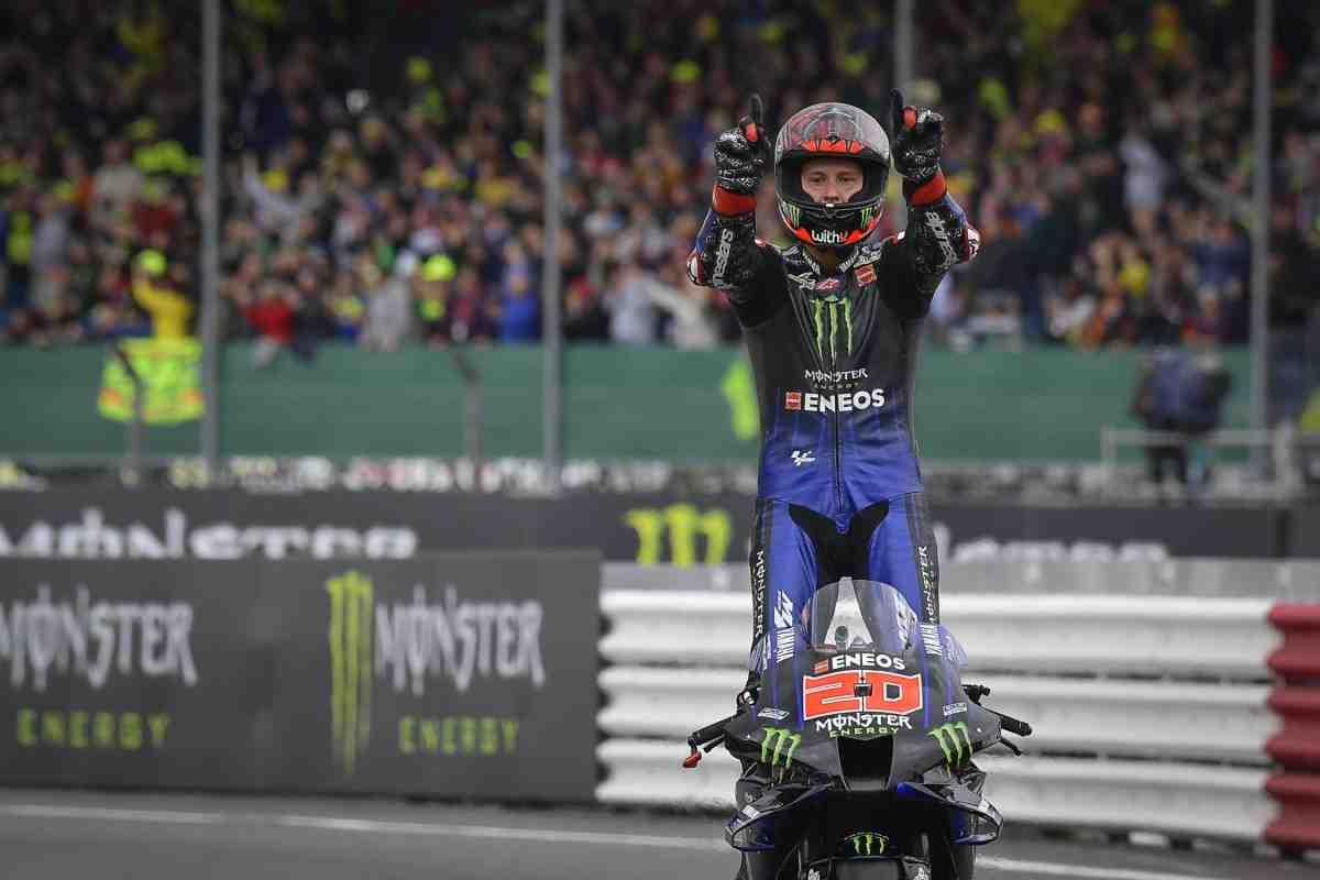Yamaha возвращает тройное лидерство в MotoGP