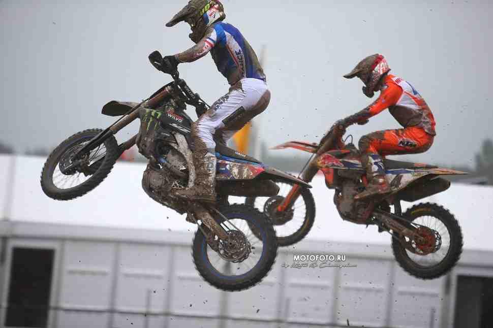 Моторы Yamaha реабилитированы: причина поражения Франции в битве за MXoN-2019