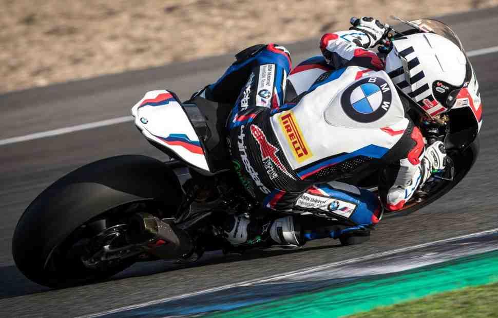 ����������� ������� � SMR Racing (BMW Motorrad WorldSBK) - ��� ��� ������������ �����