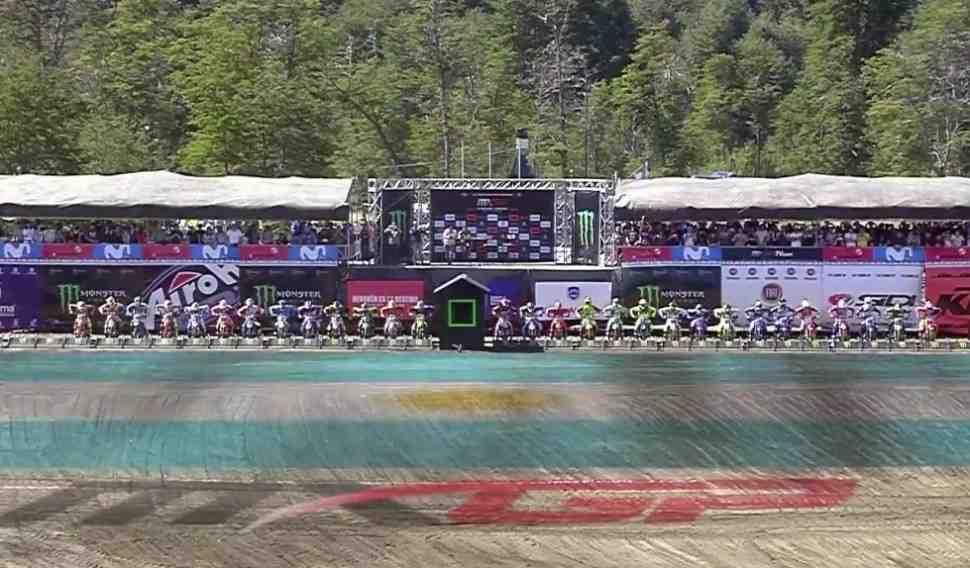 Мотокросс MXGP: результаты квалификации Гран-При Патагонии-Аргентины