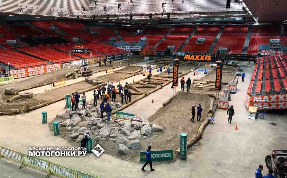SuperEnduro: на связи из Бильбао Илья Маликов - квалификация пройдена