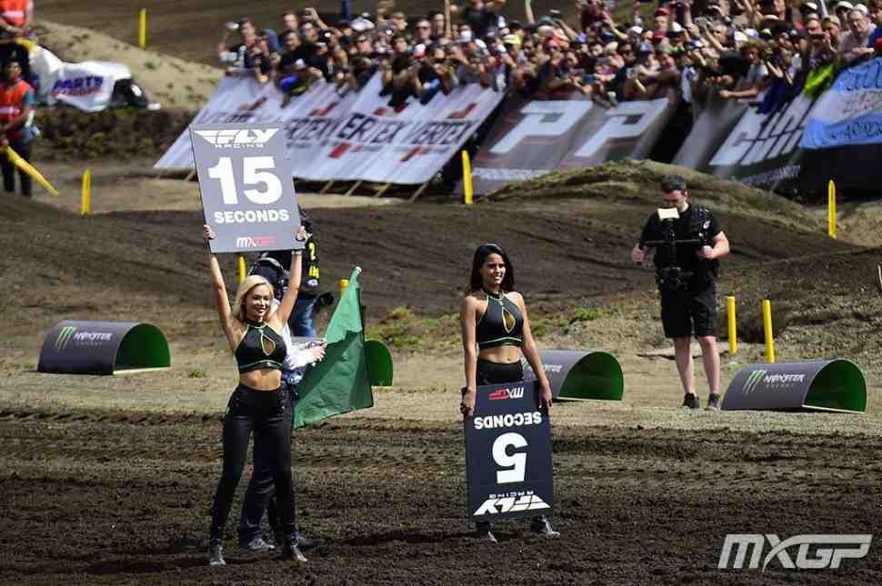 Мотокросс: Евгений Бобрышев не выйдет на старт Гран-При Патагонии MXGP