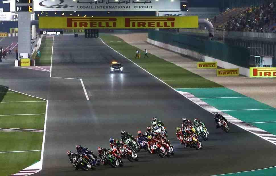 ����������� ������� ���� �� World Superbike: ������ ���� � ������ �����������