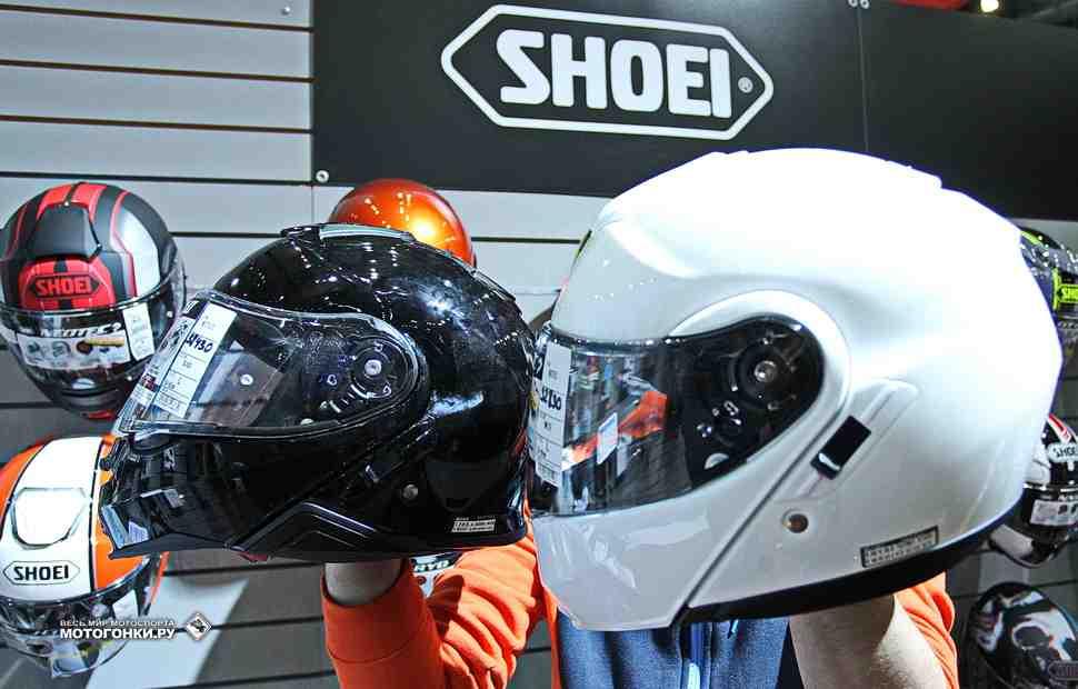Новый мотошлем SHOEI Neotec II: отличия и улучшения