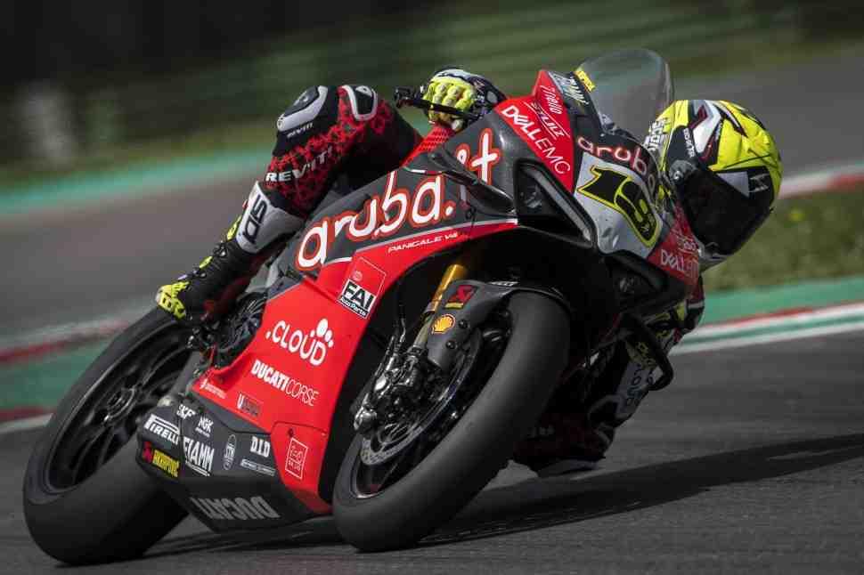 WSBK: ����� �������� - ��� ������� Ducati �� ������� �� �� ����� �����