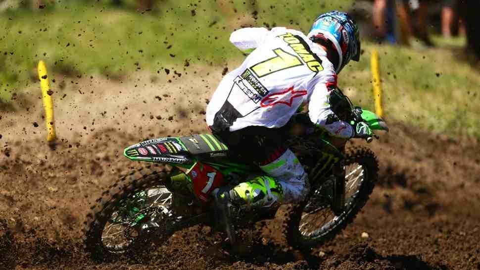 AMA Motocross 450: результаты 3-го этапа в THUNDER VALLEY - доминирует Monster Energy Kawasaki