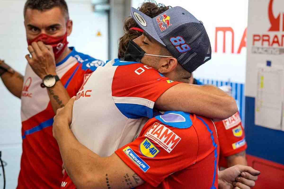 Ducati Corse подтвердила составы своих официальных команд MotoGP на 2022 год