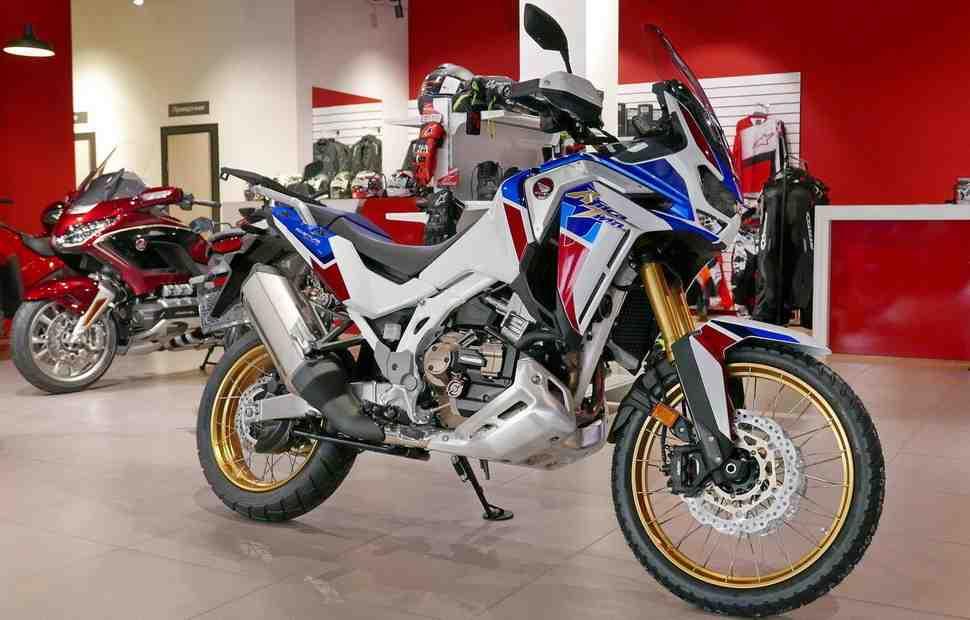 В России стартовали официальные тест-драйвы мотоциклов Honda