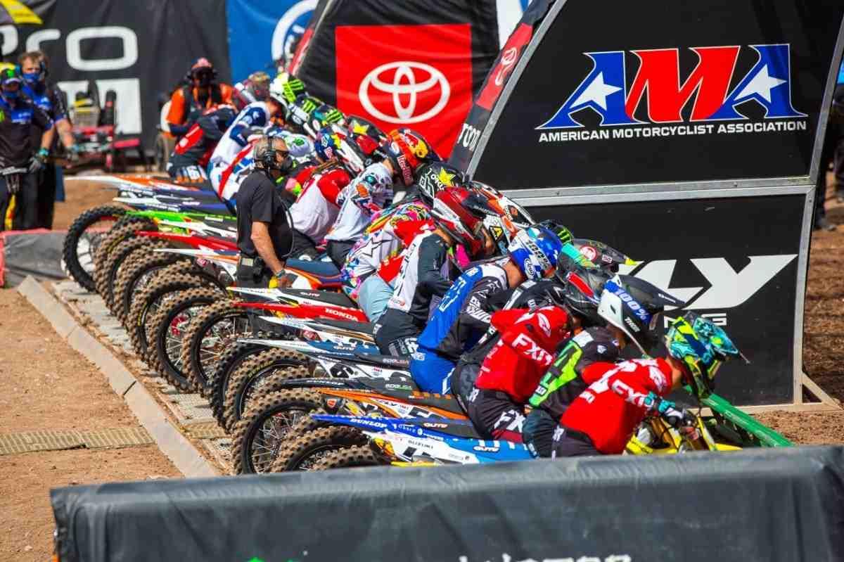 AMA Supercross отказался от статуса чемпионата мира