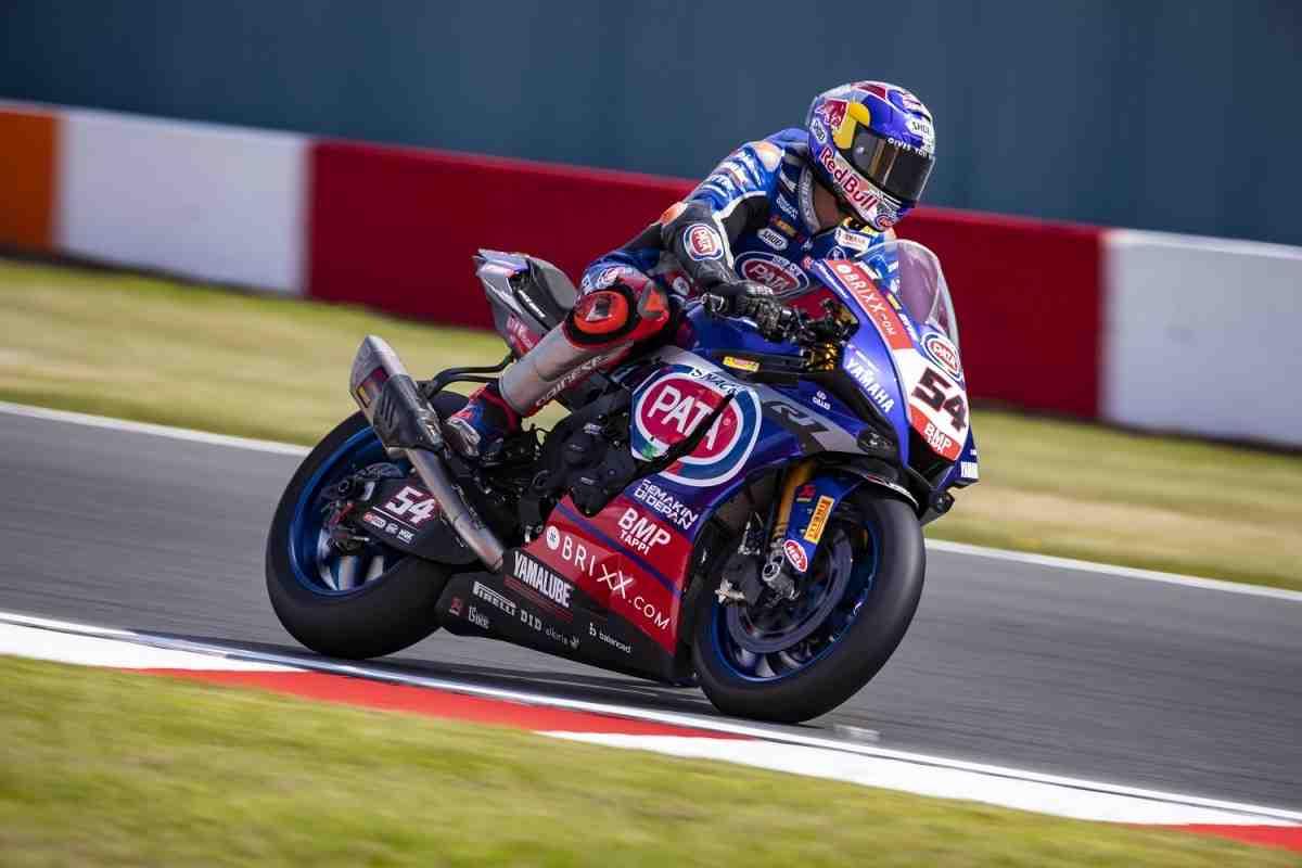 WorldSBK � Donington Park - ��� ����� Yamaha � Kawasaki, ����� � ��� ��� Ducati �� �������